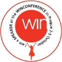 speaker at WIN 2013
