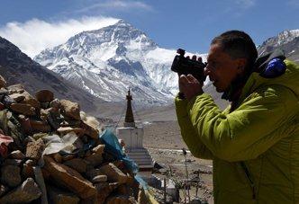 François Tournage Everest
