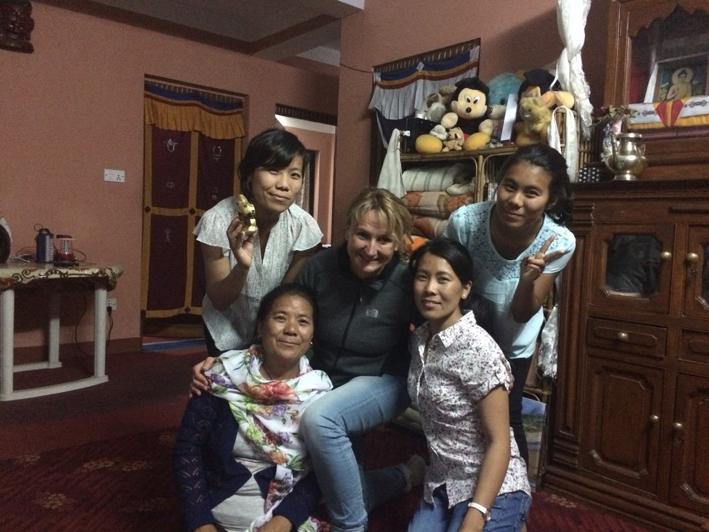 Famille Katmandou