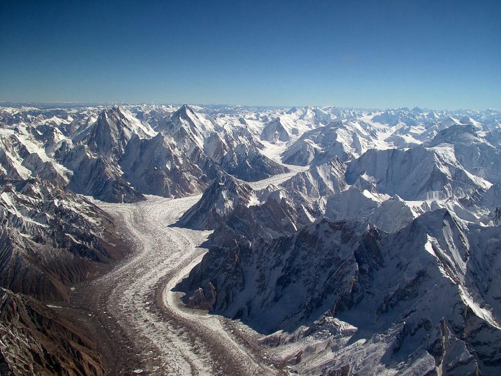 Glacier du Baltoro