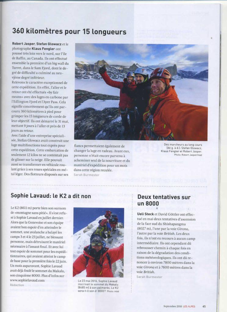2016 0905 Les Alpes
