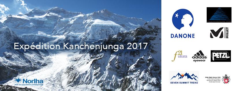 Bandeau FB Expé. Kanchenjunga 2017