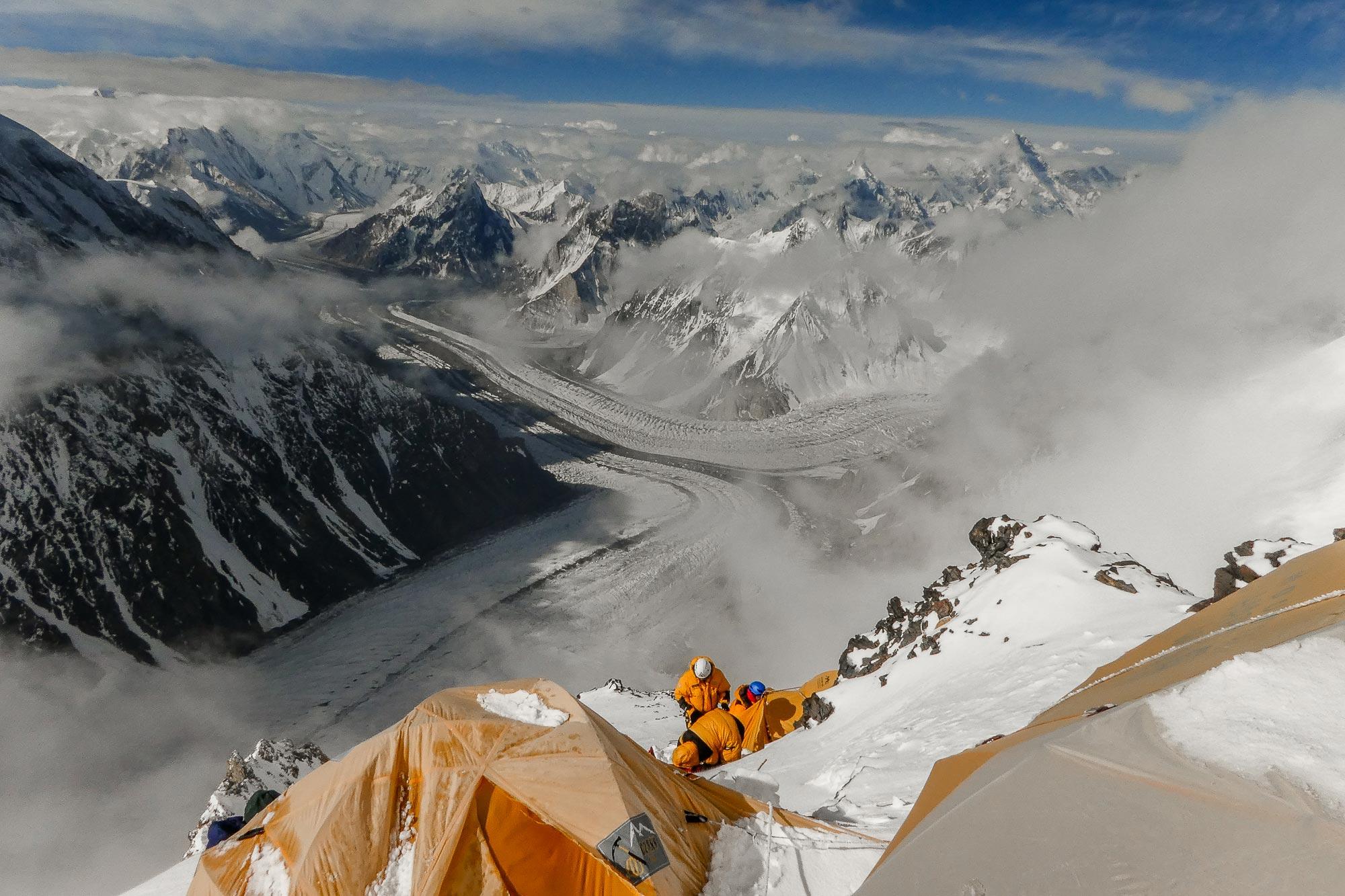 Climbing new horizons, inspiring personal and professional development
