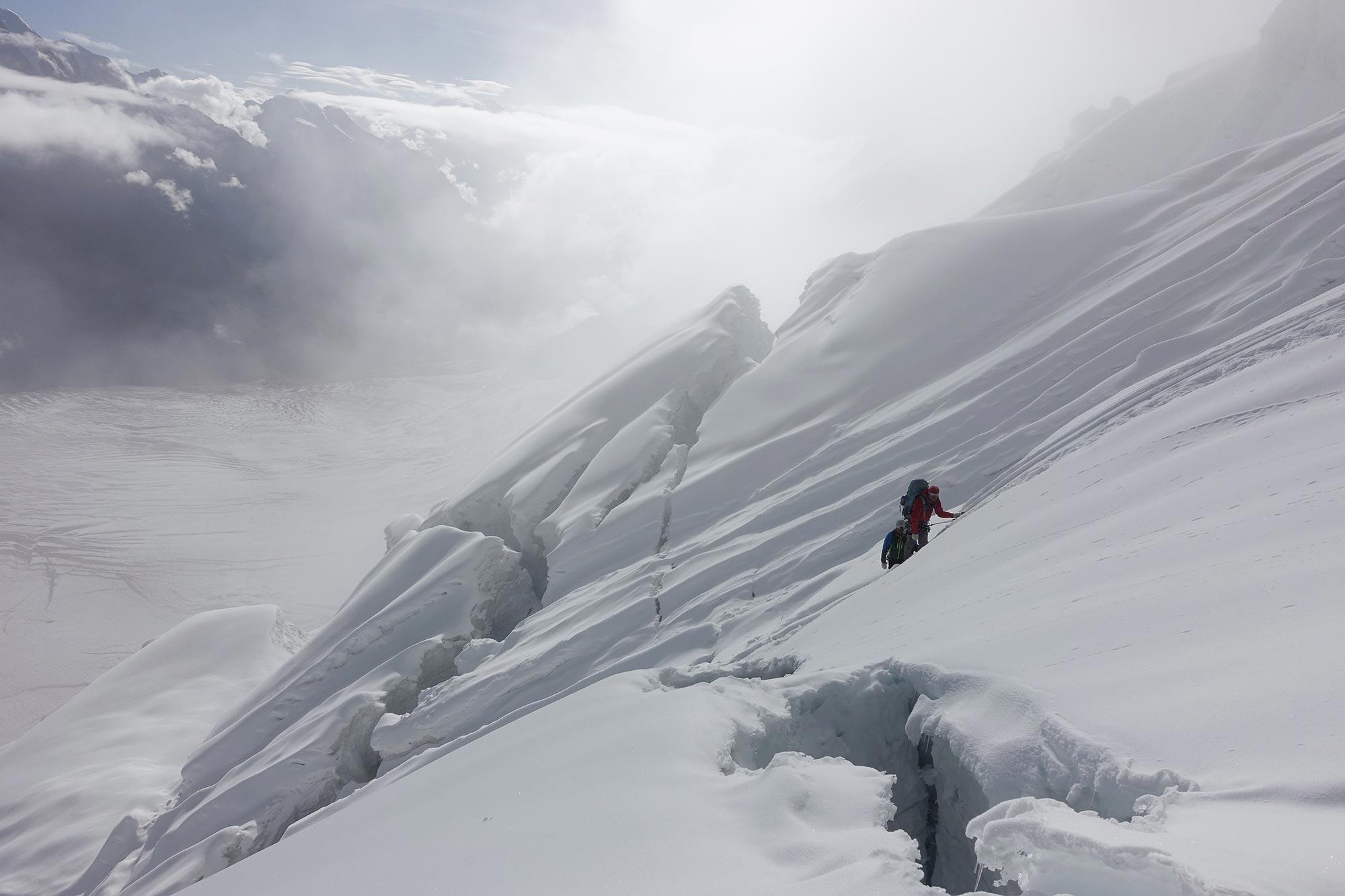 En chemin vers les 14 plus hauts sommets de notre terre